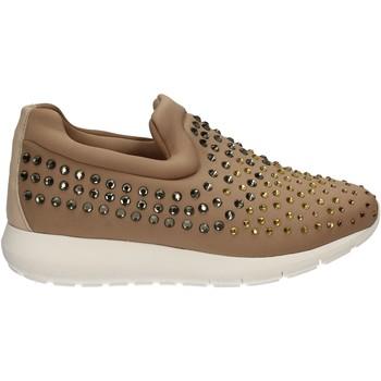 Cipők Női Belebújós cipők IgI&CO 7763 Bézs