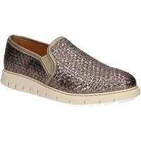 Cipők Női Belebújós cipők Maritan G 160760 Ezüst