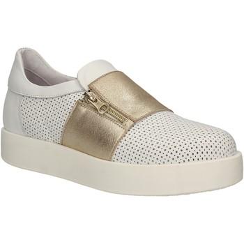 Cipők Női Belebújós cipők Exton 1904 Fehér