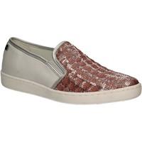 Cipők Női Belebújós cipők Keys 5051 Rózsaszín