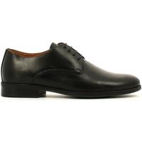 Cipők Férfi Oxford cipők Rogers 1042B Fekete