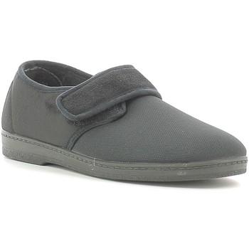 Cipők Férfi Mamuszok Susimoda 5605 Fekete
