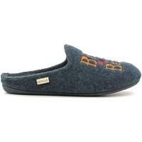 Cipők Férfi Mamuszok Grunland CI1073 Kék