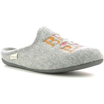 Cipők Férfi Mamuszok Grunland CI1073 Szürke