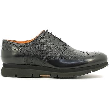 Cipők Férfi Oxford cipők Rogers 3863-6 Fekete