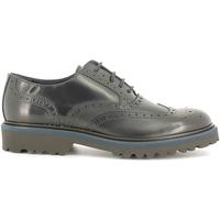 Cipők Férfi Oxford cipők Soldini 19933-1 Fekete