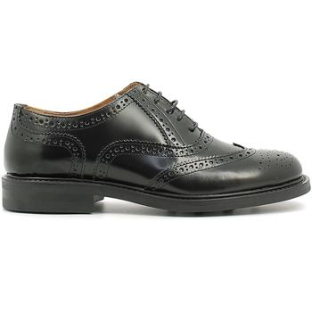 Cipők Férfi Oxford cipők Rogers 9511A Fekete