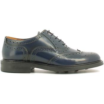 Cipők Férfi Oxford cipők Rogers 9511A Kék