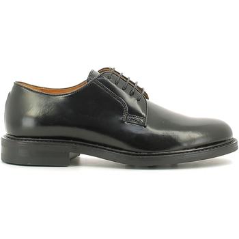 Cipők Férfi Oxford cipők Rogers 1238B Fekete