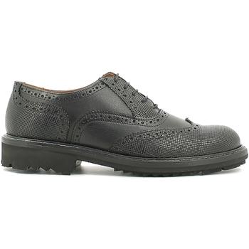 Cipők Férfi Oxford cipők Rogers 2042B Fekete