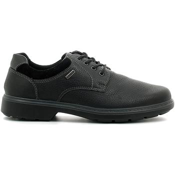Cipők Férfi Oxford cipők Enval 6891 Fekete