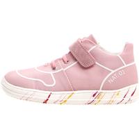 Cipők Lány Rövid szárú edzőcipők Naturino 2013463-03-0M02 Rózsaszín
