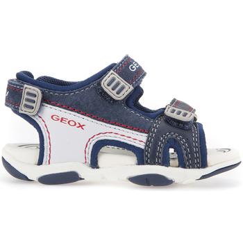 Cipők Gyerek Sportszandálok Geox B821AA 08522 Kék