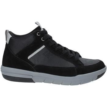 Cipők Férfi Magas szárú edzőcipők Lumberjack SM51505 002 V12 Fekete