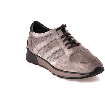 Cipők Férfi Rövid szárú edzőcipők Soldini 20630 3 Szürke