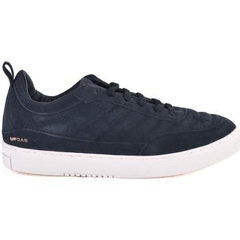 Cipők Férfi Rövid szárú edzőcipők Gas GAM824015 Kék