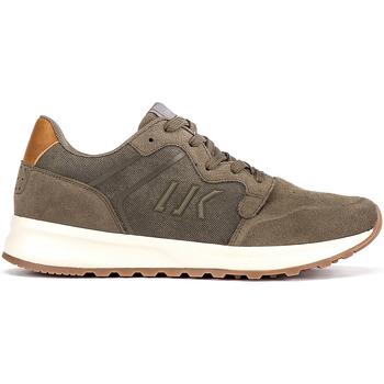 Cipők Férfi Rövid szárú edzőcipők Lumberjack SM44105 004 M65 Zöld