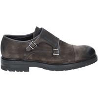 Cipők Férfi Oxford cipők Exton 691 Barna