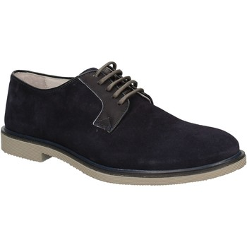 Cipők Férfi Oxford cipők Café Noir RB613 Kék