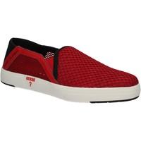 Cipők Férfi Belebújós cipők Guess FMYAL2 FAB12 Piros