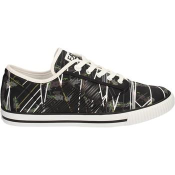 Cipők Férfi Rövid szárú edzőcipők Ea7 Emporio Armani 278087 7P299 Fekete