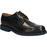 Cipők Férfi Oxford cipők Soldini 20098 D V02 Kék