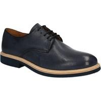 Cipők Férfi Oxford cipők Soldini 20114 S V05 Kék