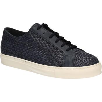 Cipők Férfi Rövid szárú edzőcipők Soldini 20124 2 V06 Kék