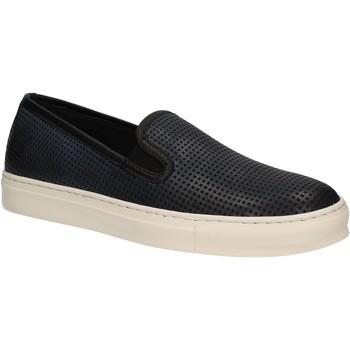 Cipők Férfi Belebújós cipők Soldini 20137 K V06 Kék