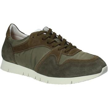 Cipők Férfi Rövid szárú edzőcipők Maritan G 140662 Zöld