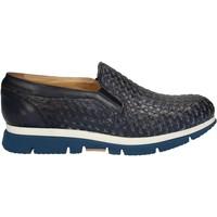 Cipők Férfi Mokkaszínek Rogers RUN14 Kék