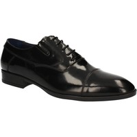 Cipők Férfi Oxford cipők Rogers 22-17 Fekete
