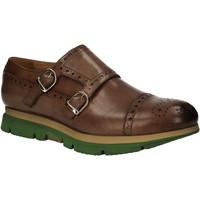 Cipők Férfi Oxford cipők Rogers RUN09 Barna
