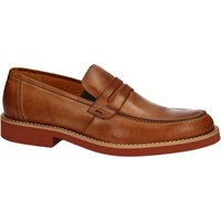 Cipők Férfi Mokkaszínek Rogers 1008B Barna