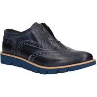 Cipők Férfi Oxford cipők Rogers 1480B Kék