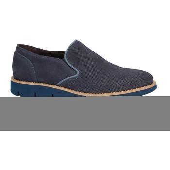 Cipők Férfi Mokkaszínek Rogers 1702B Kék