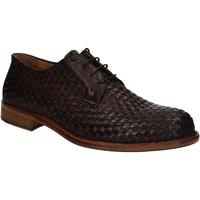 Cipők Férfi Oxford cipők Exton 9910 Barna