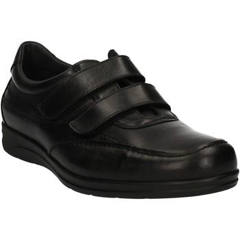 Cipők Férfi Oxford cipők Baerchi 3805 Fekete