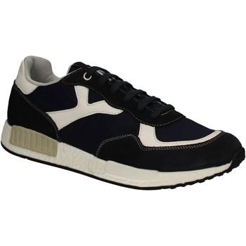Cipők Férfi Rövid szárú edzőcipők Keys 3063 Kék