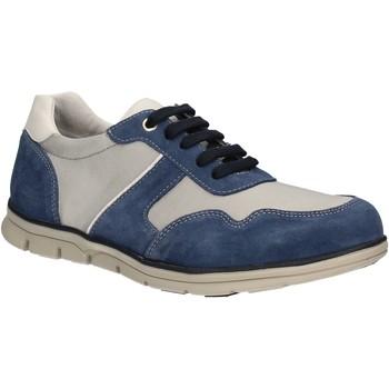 Cipők Férfi Rövid szárú edzőcipők Keys 3071 Kék
