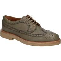 Cipők Férfi Oxford cipők Maritan G 111914 Zöld