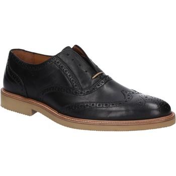Cipők Férfi Oxford cipők Maritan G 140672 Fekete
