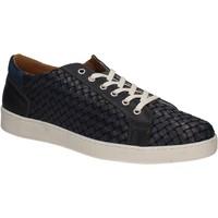 Cipők Férfi Rövid szárú edzőcipők Keys 3027 Kék