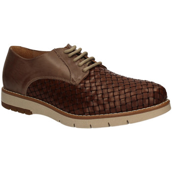 Cipők Férfi Oxford cipők Keys 3041 Barna