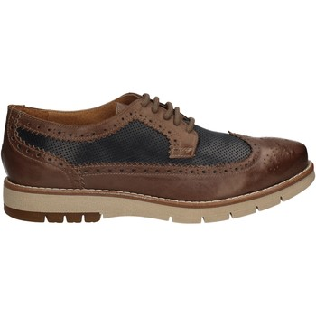 Cipők Férfi Oxford cipők Keys 3047 Barna