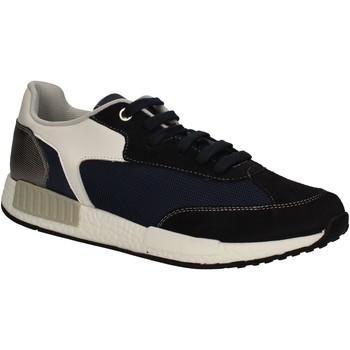 Cipők Férfi Rövid szárú edzőcipők Keys 3061 Kék