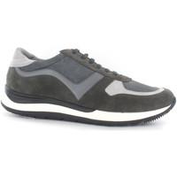 Cipők Férfi Rövid szárú edzőcipők Stonefly 108652 Szürke