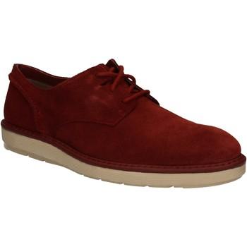 Cipők Férfi Oxford cipők Clarks 123284 Piros