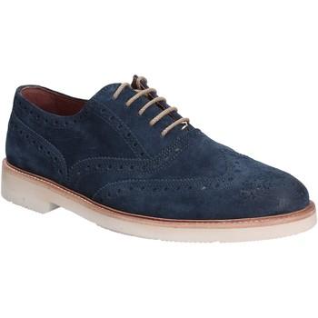 Cipők Férfi Oxford cipők Maritan G 140358 Kék