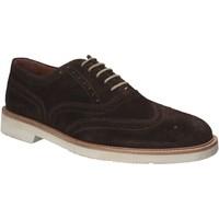 Cipők Férfi Oxford cipők Maritan G 140358 Barna